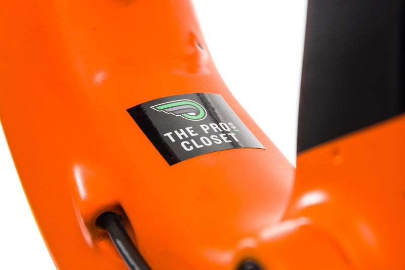 Orbea Rallon M-Team Mountain Bike - 2019, SMALL sticker