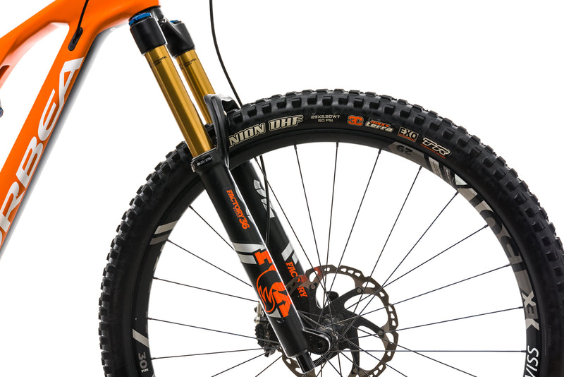 Orbea Rallon M-Team Mountain Bike - 2019, SMALL cockpit