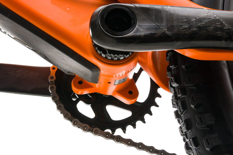 Orbea Rallon M-Team Mountain Bike - 2019, SMALL detail 1