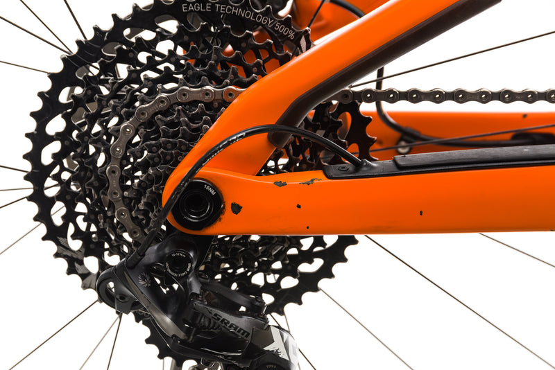 Orbea Rallon M-Team Mountain Bike - 2019, SMALL detail 3