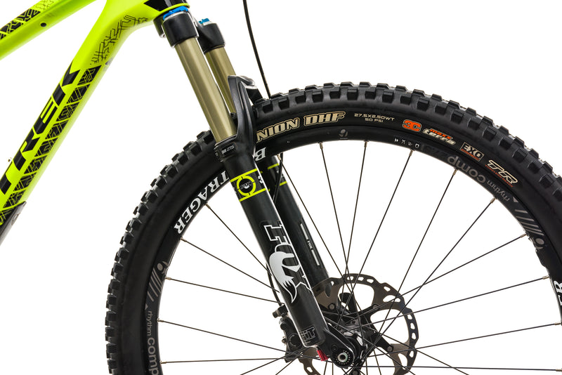 "Trek Fuel EX 9.8 Mountain Bike - 2015, 17.5"" cockpit"
