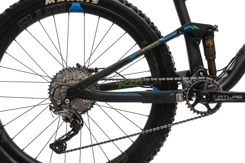 Kona Hei Hei Trail DL Mountain Bike - 2017, Medium drivetrain