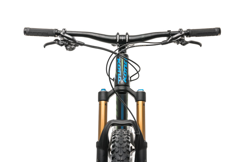 Kona Hei Hei Trail DL Mountain Bike - 2017, Medium crank