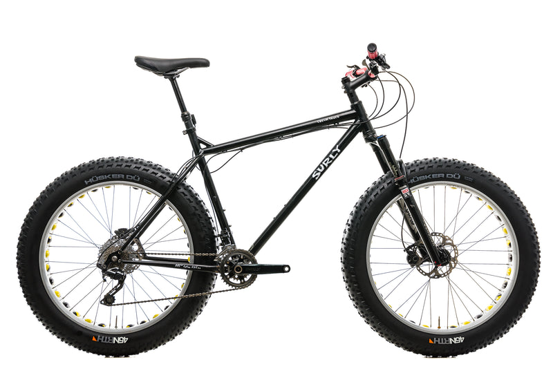 Surly Ice Cream Truck Fat Bike - 2016, XX-Large drive side