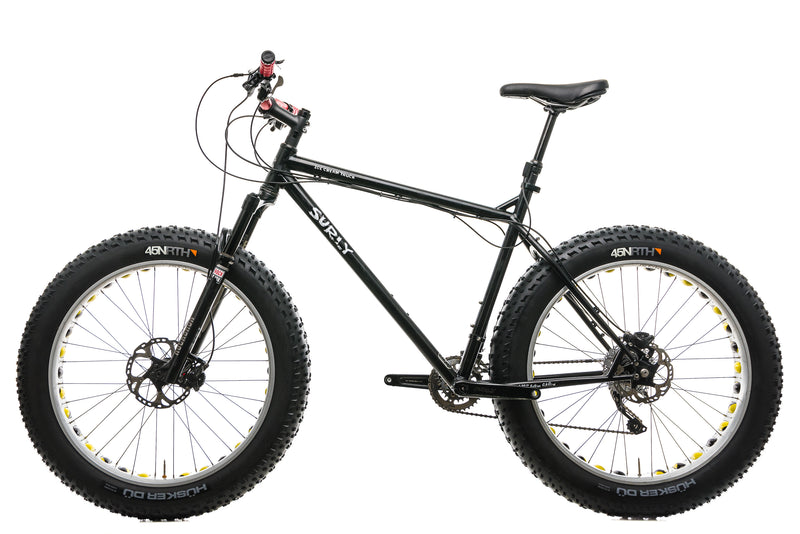 Surly Ice Cream Truck Fat Bike - 2016, XX-Large non-drive side