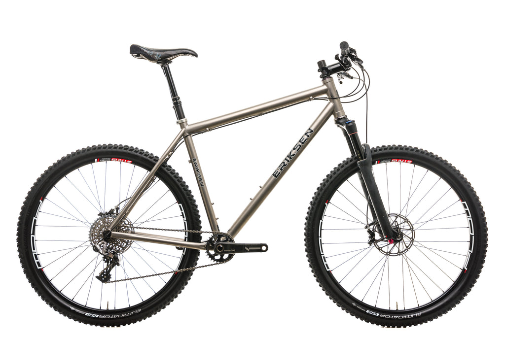 Titanium Mountain Bikes