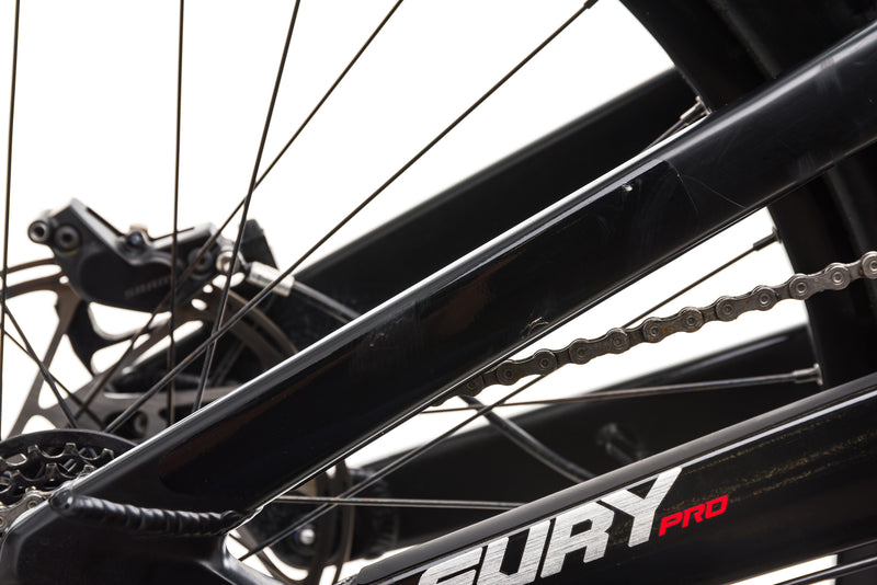 GT Fury Pro Downhill Mountain Bike - 2019, Small detail 2