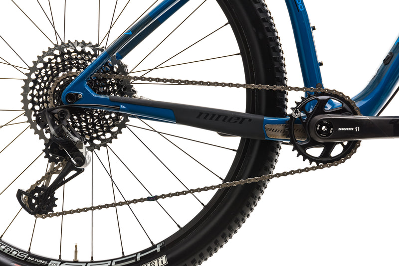 Niner AIR 9 RDO 4-Star Mountain Bike - 2019, Medium drivetrain