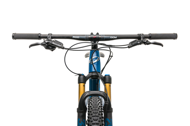 Niner AIR 9 RDO 4-Star Mountain Bike - 2019, Medium cockpit
