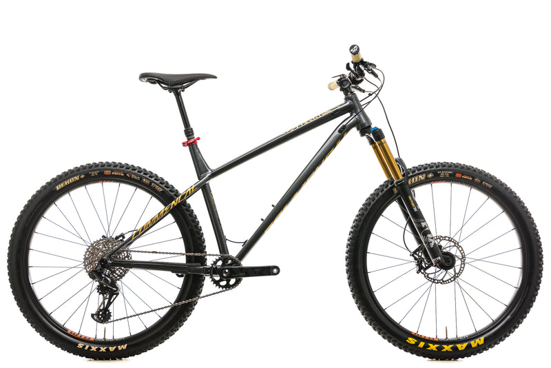 Commencal Meta HT AM Essential Mountain Bike - 2019, Large drive side