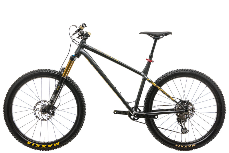 Commencal Meta HT AM Essential Mountain Bike - 2019, Large non-drive side
