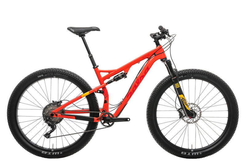 Salsa Deadwood 29+ Mountain Bike - 2017, Medium drive side