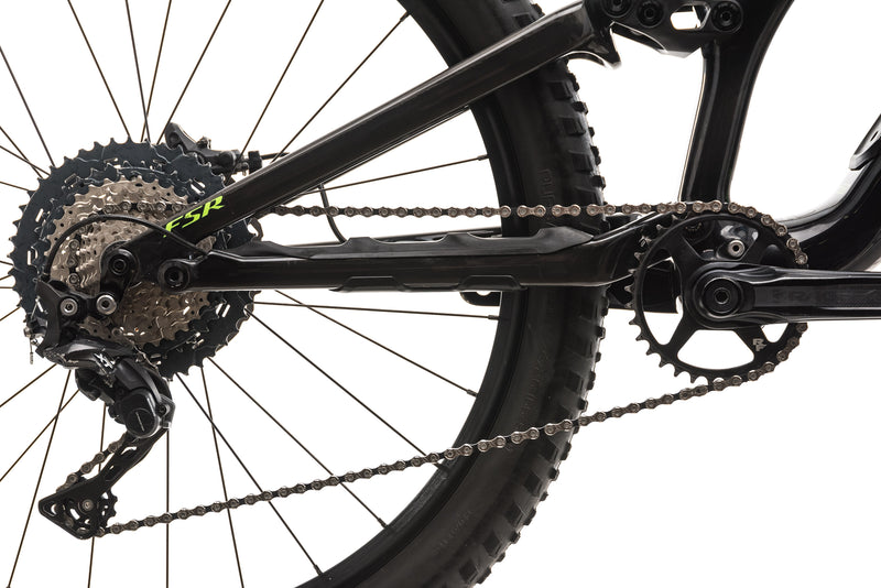Specialized Stumpjumper Comp Carbon 27.5 Mens Mountain Bike - 2018, Medium drivetrain