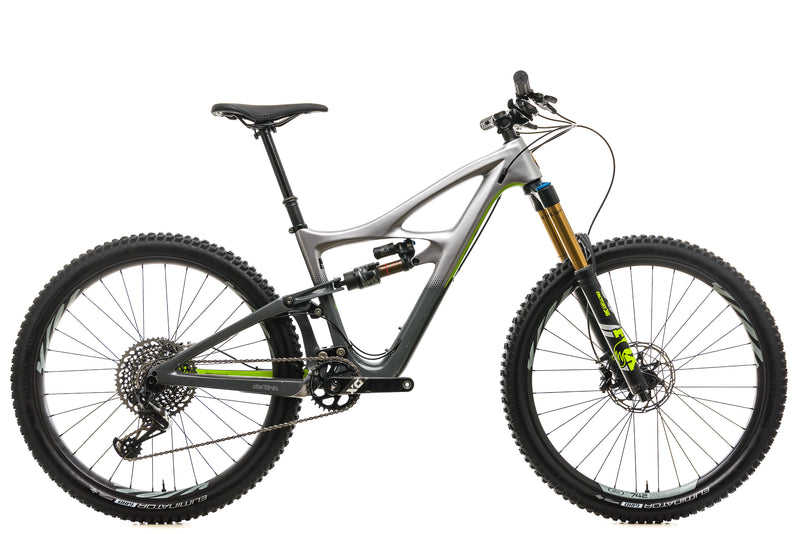 Ibis Mojo HD4 X01 Eagle Mountain - 2018, Bike Medium drive side