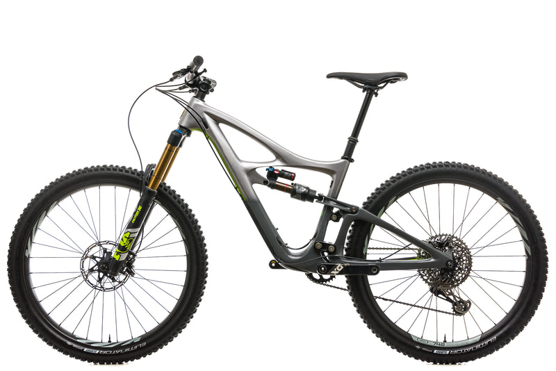 Ibis Mojo HD4 X01 Eagle Mountain - 2018, Bike Medium non-drive side