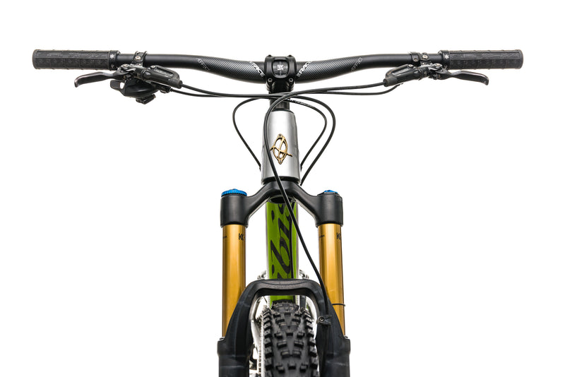 Ibis Mojo HD4 X01 Eagle Mountain - 2018, Bike Medium crank