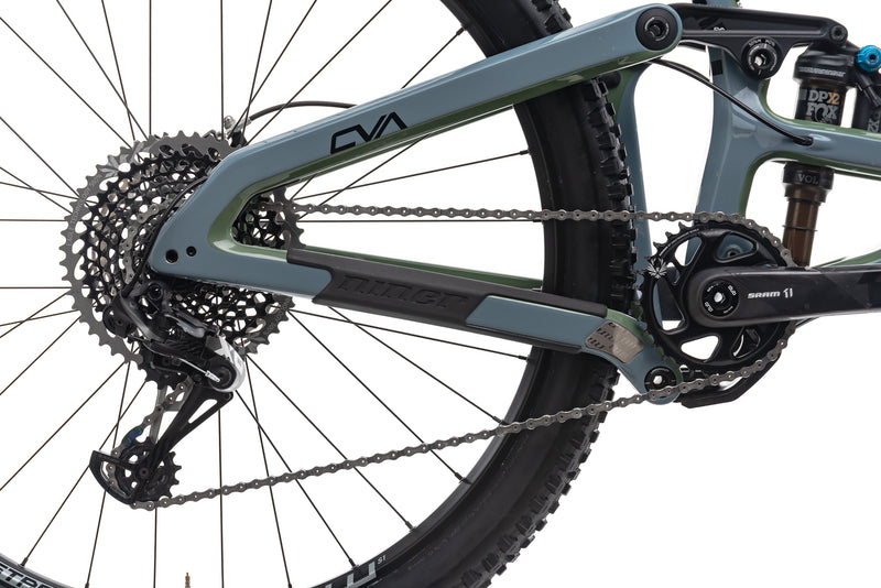Niner RIP 9 RDO 4-Star Mountain Bike - 2019, Large drivetrain