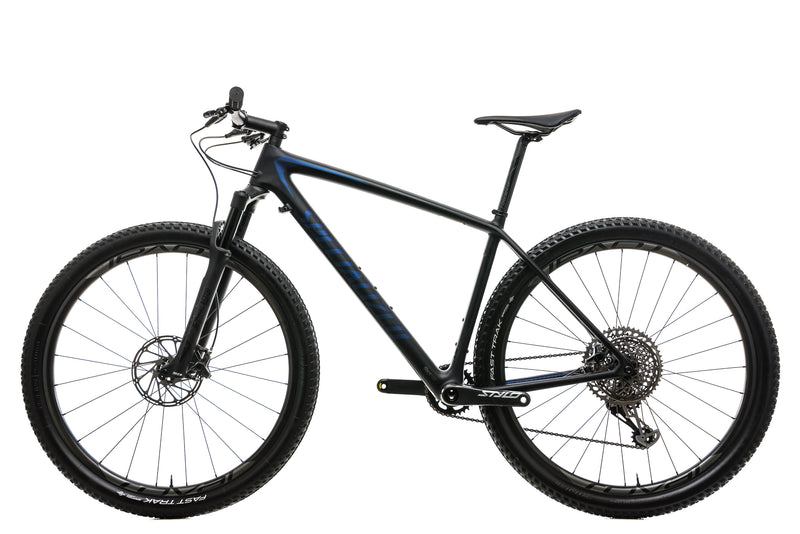 Specialized Epic Hardtail Pro Mens Mountain Bike - 2018, Large non-drive side
