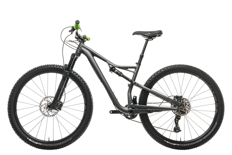 Specialized Camber FSR Comp 29 Mountain Bike - 2017, Medium non-drive side