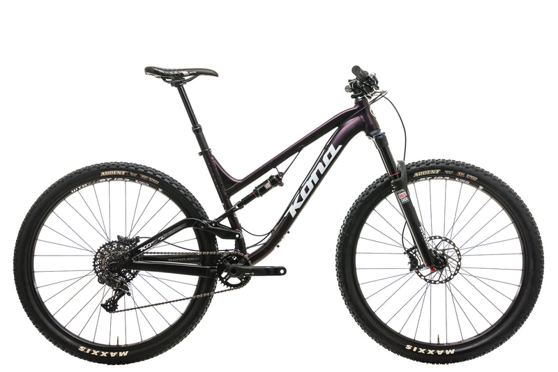 Kona Process 111 Mountain Bike - 2015, Large drive side