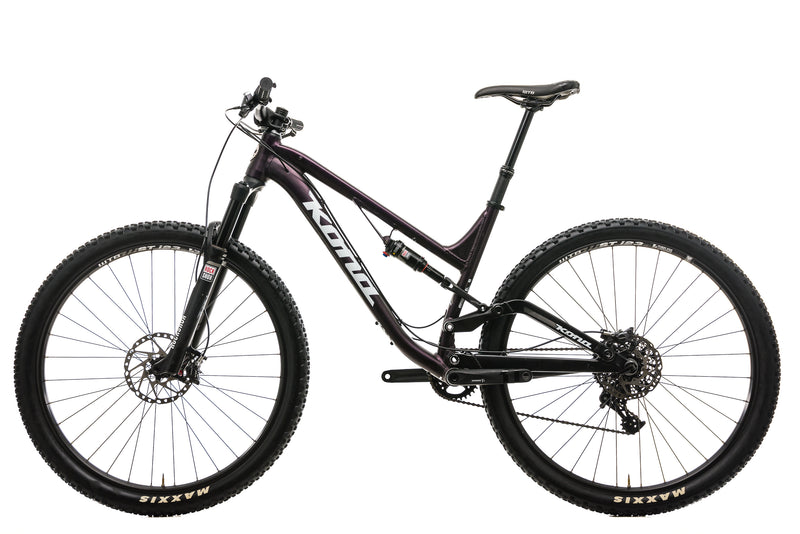 Kona Process 111 Mountain Bike - 2015, Large non-drive side