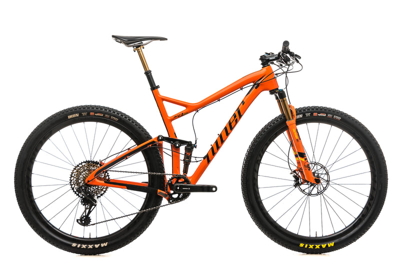 Niner RKT 9 RDO 5-Star Mountain Bike - 2019, Large drive side