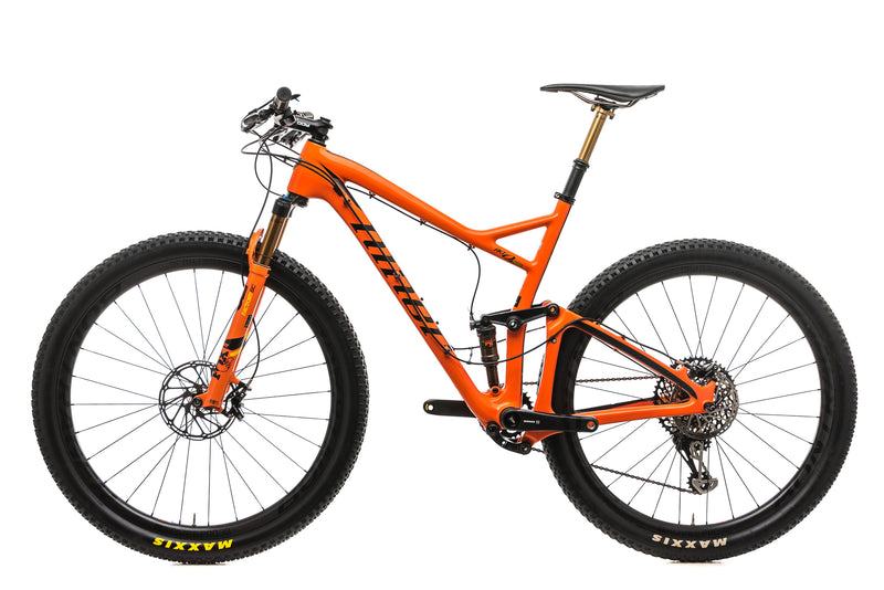 Niner RKT 9 RDO 5-Star Mountain Bike - 2019, Large non-drive side