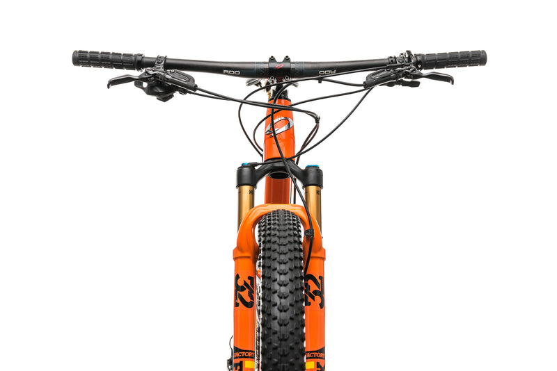 Niner RKT 9 RDO 5-Star Mountain Bike - 2019, Large crank