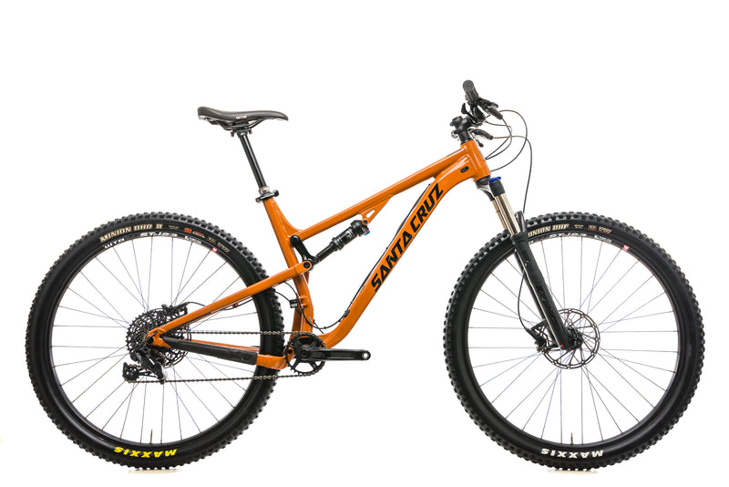 Santa Cruz Tallboy D Mountain Bike - 2018, X-Large drive side
