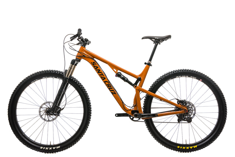 Santa Cruz Tallboy D Mountain Bike - 2018, X-Large non-drive side