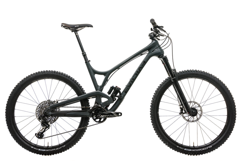 Evil The Calling Mountain Bike - Large drive side