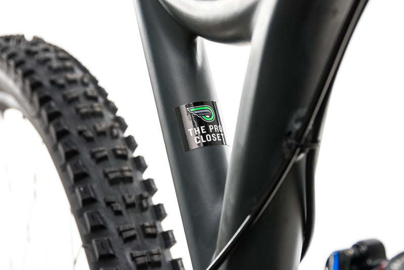Evil The Calling Mountain Bike - Large sticker