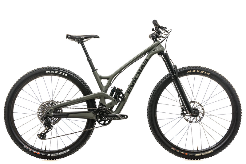 Evil The Following MB Mountain Bike - Small drive side