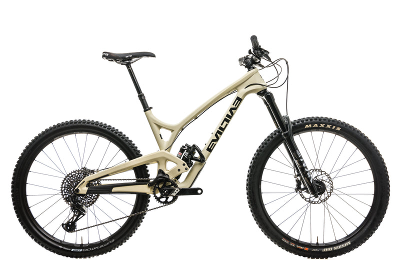 Evil Insurgent LB Mountain Bike - Medium drive side