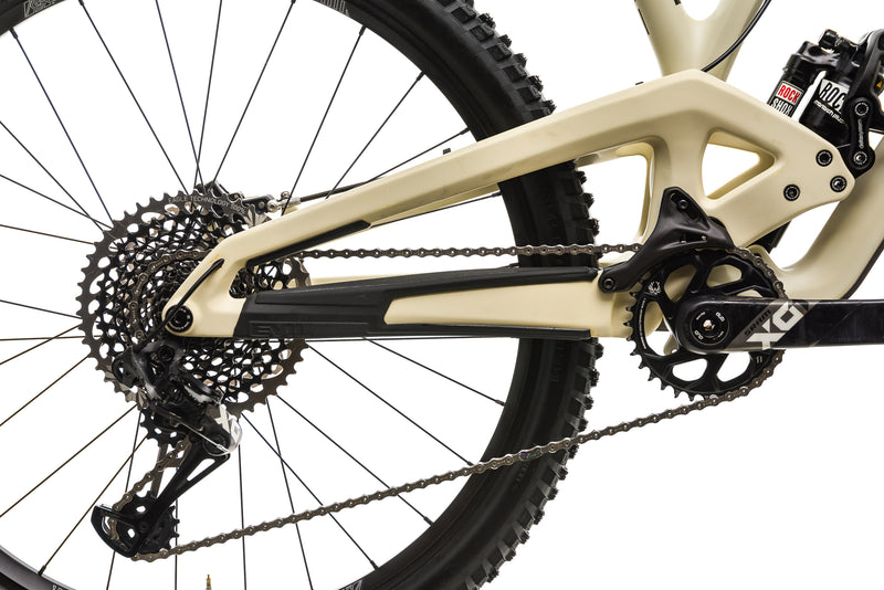 Evil Insurgent LB Mountain Bike - Medium drivetrain