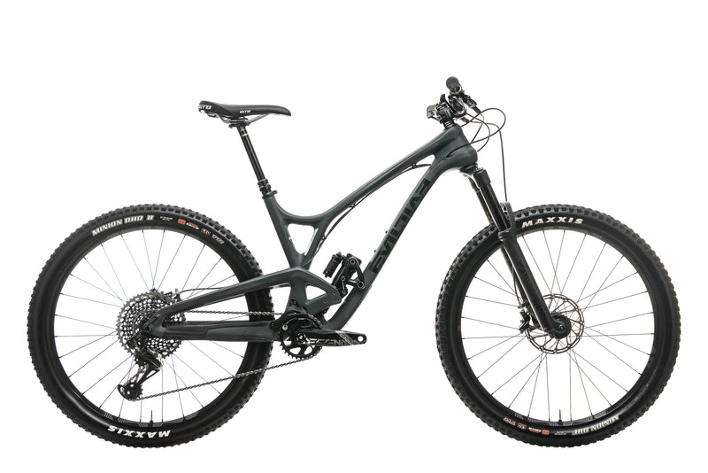 Evil Calling Mountain Bike - Medium drive side