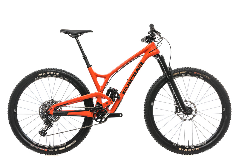Evil The Following MB Mountain Bike - Medium drive side