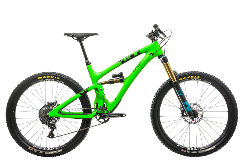 Yeti SB6c X01 Mountain Bike - 2016, Medium drive side