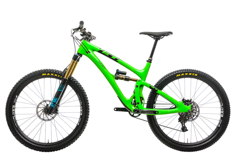 Yeti SB6c X01 Mountain Bike - 2016, Medium non-drive side