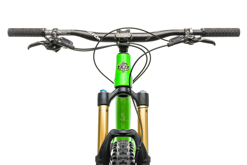 Yeti SB6c X01 Mountain Bike - 2016, Medium crank