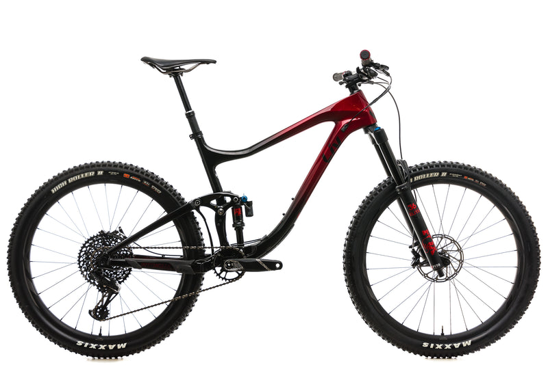 Liv Intrigue Advanced 1 Womens Mountain Bike - 2019, Large drive side