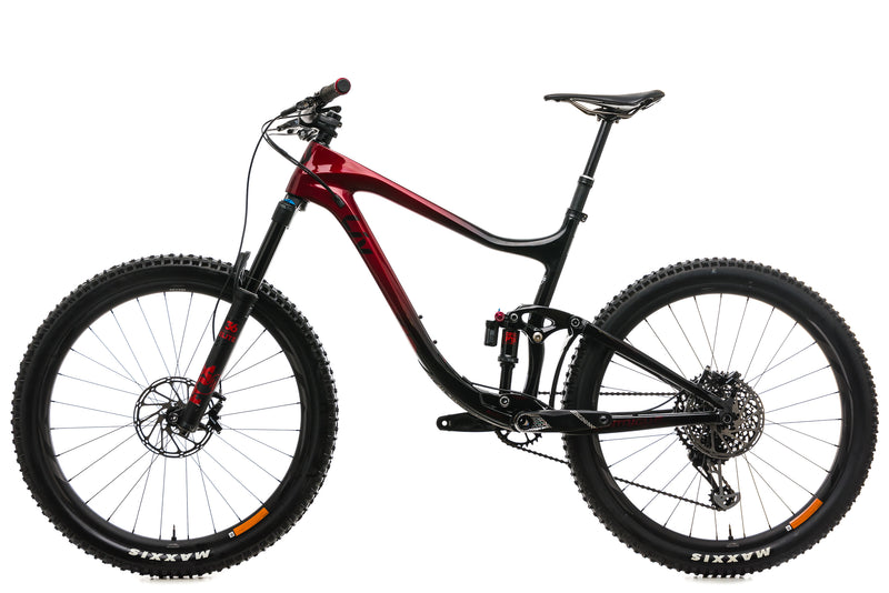 Liv Intrigue Advanced 1 Womens Mountain Bike - 2019, Large non-drive side