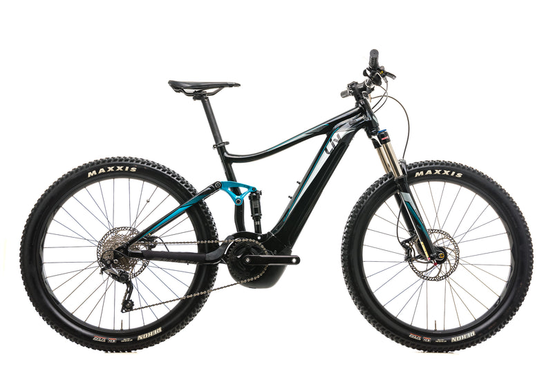 Liv Embolden-E+ 2 Power Womens Electric Bike - 2019, Medium drive side