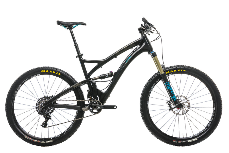 Yeti SB5 Enduro Mountain Bike - 2016, Large drive side