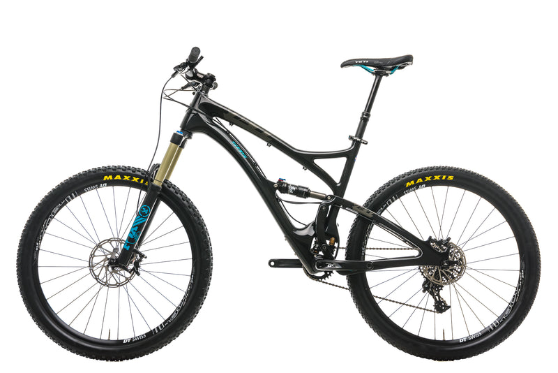 Yeti SB5 Enduro Mountain Bike - 2016, Large non-drive side