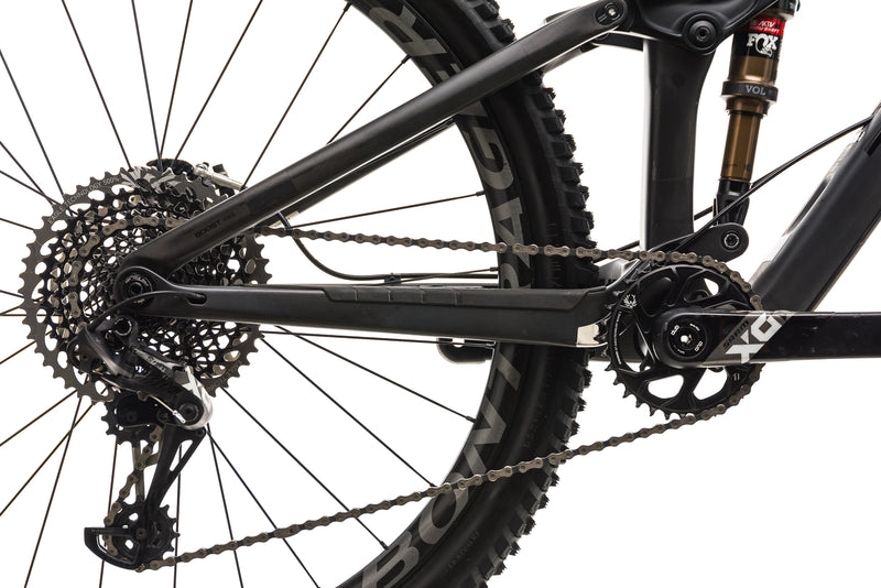 "Trek Fuel EX 9.9 Mountain Bike - 2019, 18.5"" drivetrain"