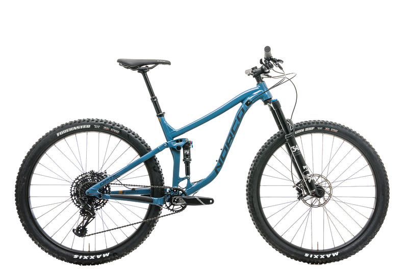 Norco Optic A1 Mountain Bike - 2019, Medium drive side