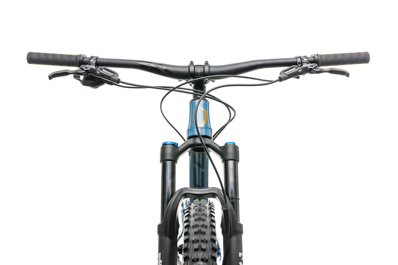Norco Optic A1 Mountain Bike - 2019, Medium crank