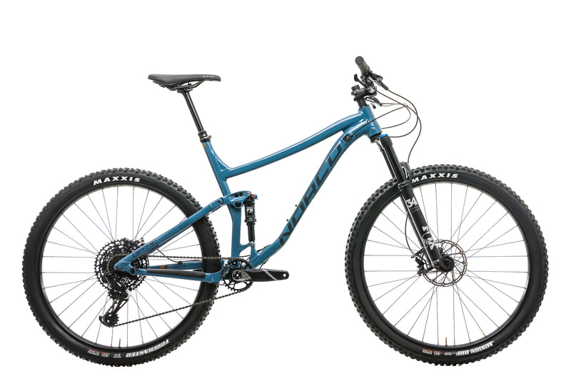 Norco Optic A1 Mountain Bike - 2019, X-Large drive side