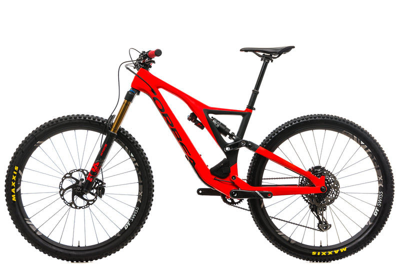 Orbea Rallon M-Team Mountain Bike - 2019, Large non-drive side